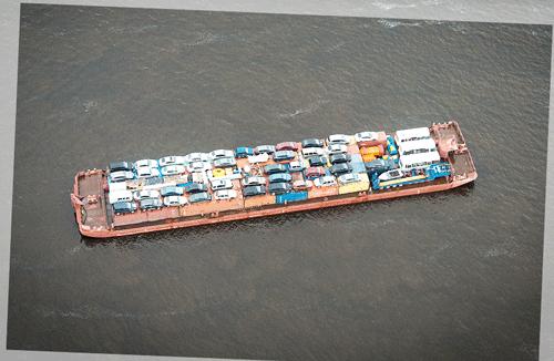Речные контейнерные перевозки, Норильск
